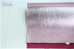 Textured Metallic - Pink