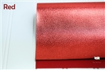 Textured Metallic - PinkRed