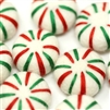 Green Felt Peppermint Candy