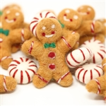 Gingerbread Man - Ochre