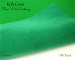 Fine Wale Corduroy - Kelly Green