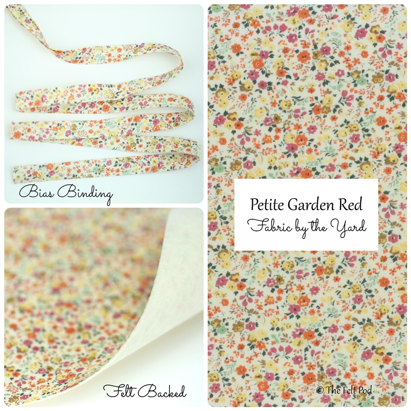 Petite Garden Orange & Yellow