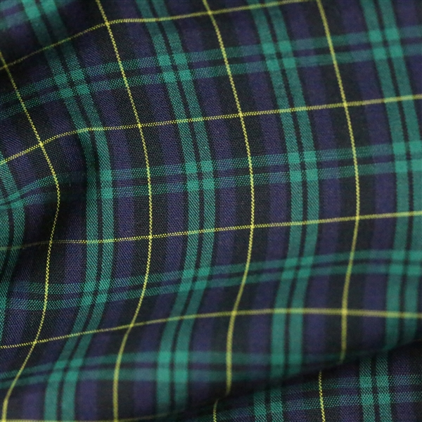 Classic Plaid - Hunter