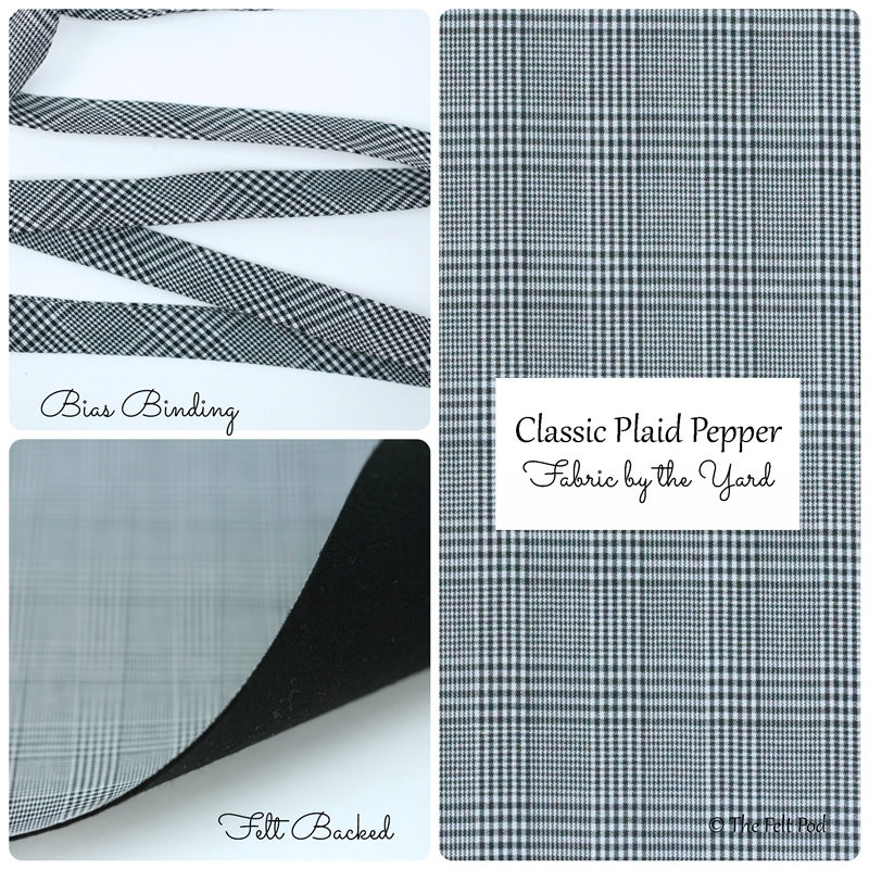 Classic Plaid - Pepper