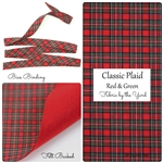 Classic Plaid - Red/Green