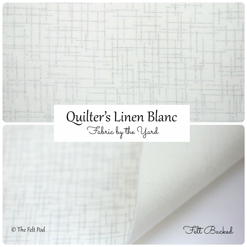 Quilter's Linen - Blanc