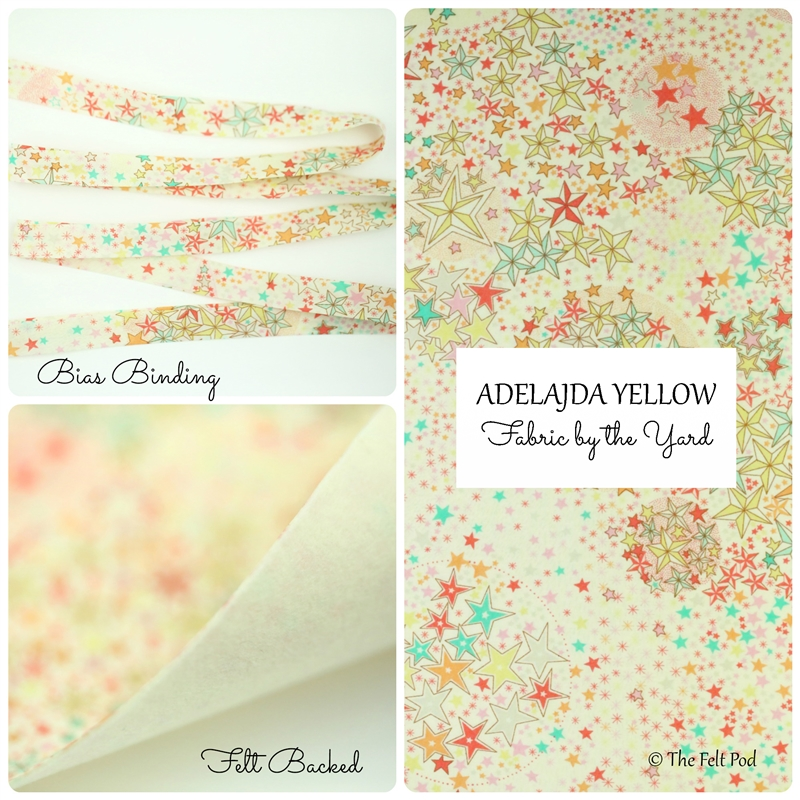 Liberty of London - Adelajda Yellow
