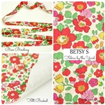 Liberty of London - Betsy S Red
