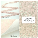 Liberty of London - Capel Pink