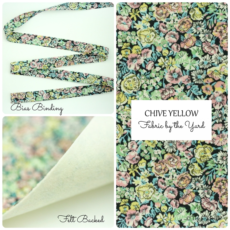 Liberty of London - Chive Yellow