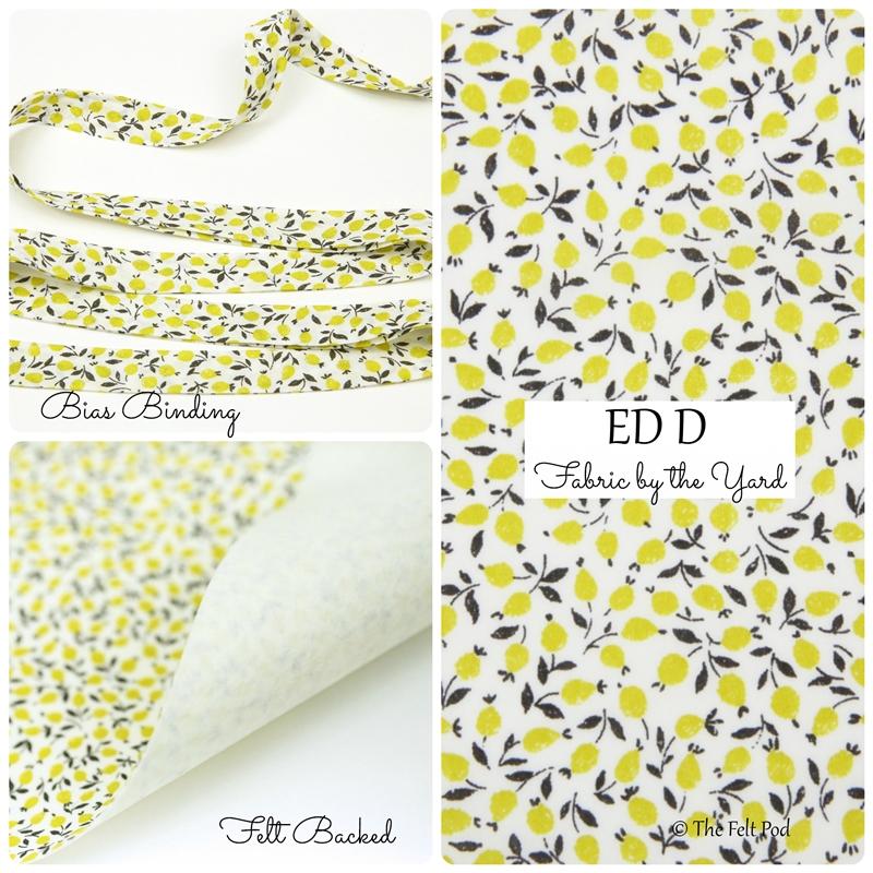 Liberty of London - Ed D Yellow