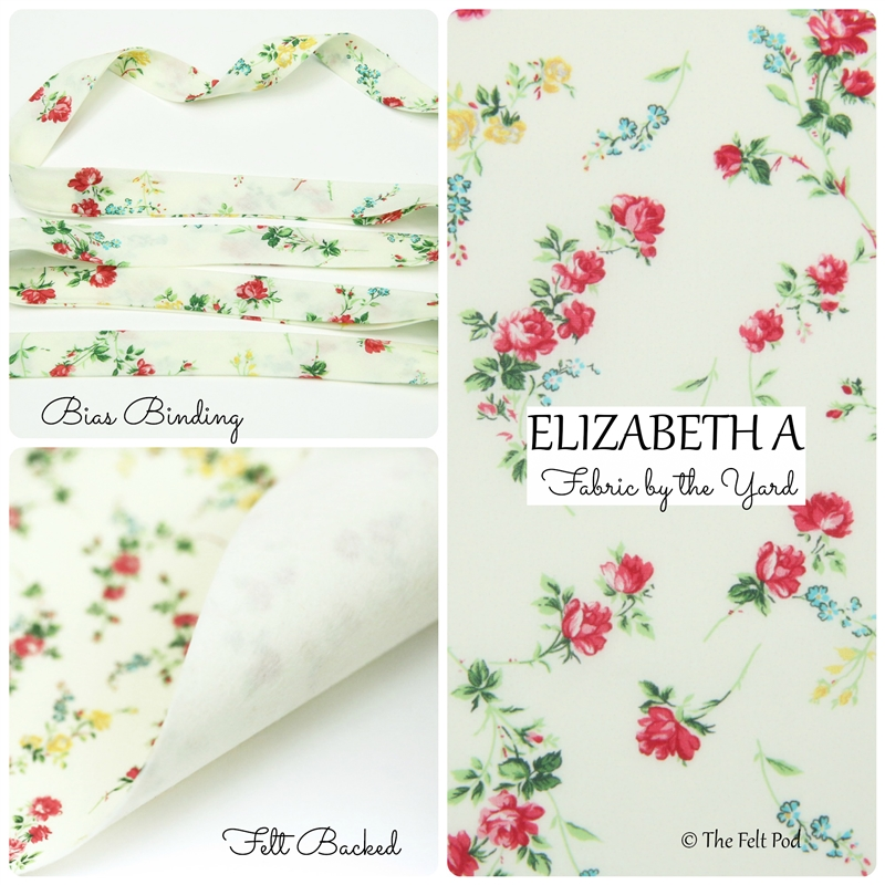 Liberty of London - Elizabeth A