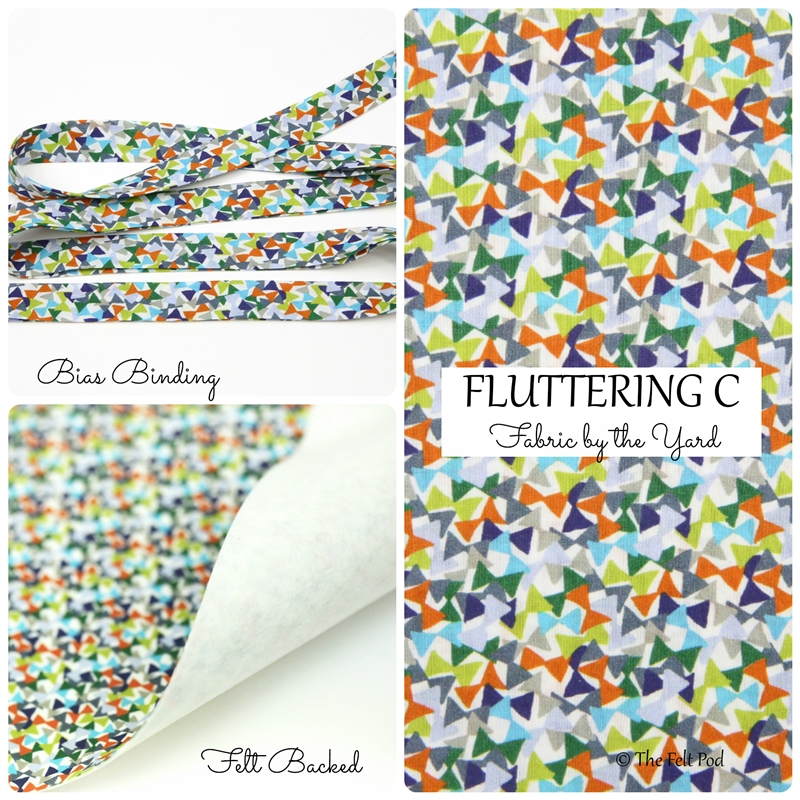 Liberty of London - Fluttering C