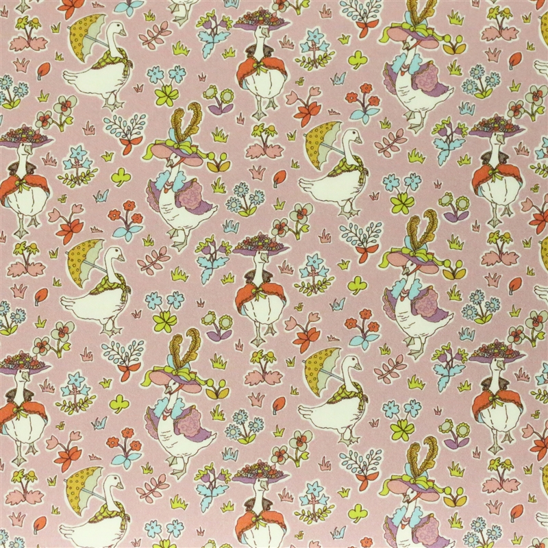Liberty of London - Goosey Gladrags Pink