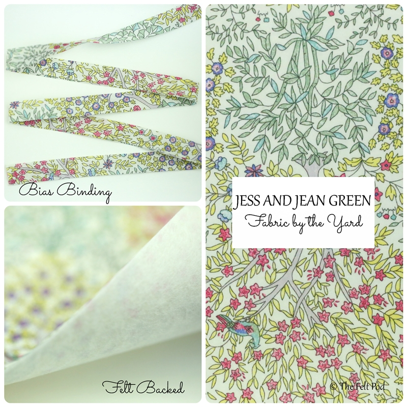 Liberty of London - Jess and Jean Green