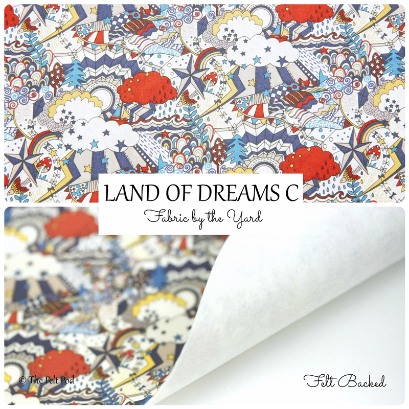 Liberty of London - Land of Dreams C