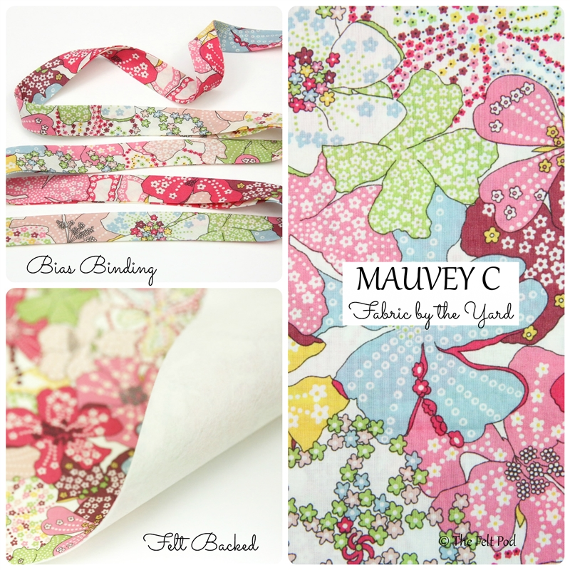 Liberty of London - Mauvey C Pink