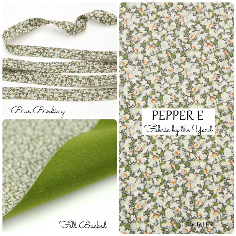 Liberty of London - Pepper E