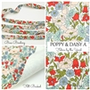 Liberty of London - Poppy & Daisy A Blue