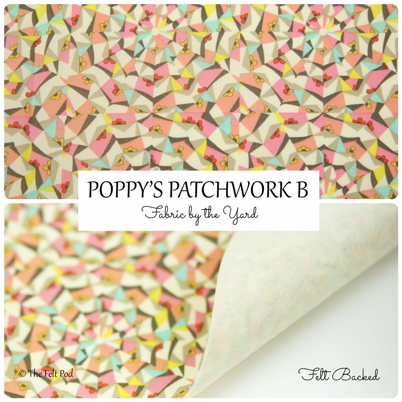 Liberty of London - Poppy's Patchwork B