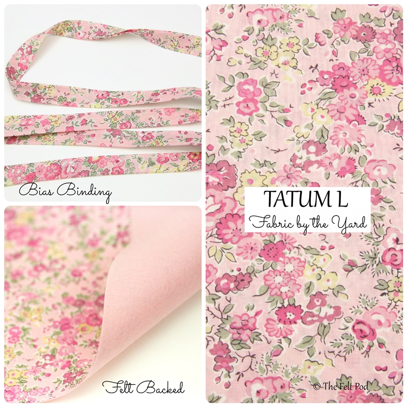 Liberty of London - Tatum L Pink