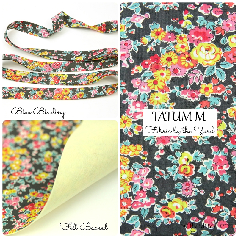 Liberty of London - Tatum M Black