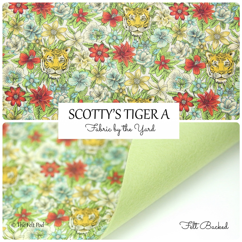 Liberty of London - Scotty's Tiger A