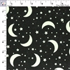 Glow in the Dark Crescent Moons & Stars