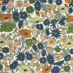 Liberty of London - Poppy Forest B Blue