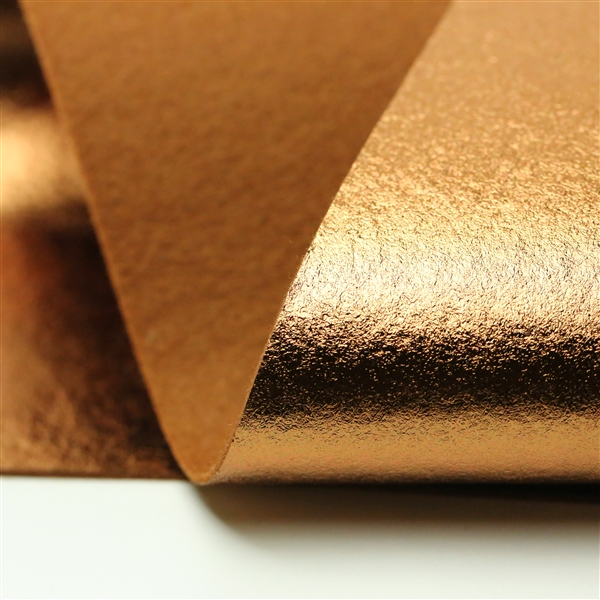 Brushed Metallic Bronze