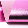 Brushed Metallic Bright Pink