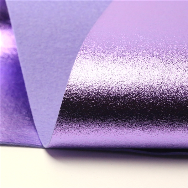 Brushed Metallic Lavender
