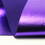 Brushed Metallic Purple
