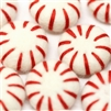 Felt Peppermint Candy