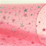 Holographic Star - Pink
