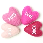 Perfectly Pink Conversation Hearts