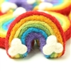 Large Felt Rainbow - Primary
