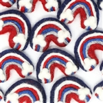 Mini Patriotic Rainbows