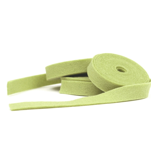 Avocado Smith Wool Felt Ribbon
