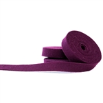 Berry Wool Felt Ribbon