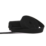 Black Wool Felt Ribbon