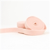 Baby Pink Wool Felt Ribbon