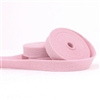 Carnation Pink Wool Felt Ribbon