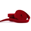 Crimson Wool Felt Ribbon