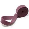 Exotic Eggplant Wool Felt Ribbon