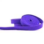 Indigo Wool Felt Ribbon