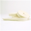 Ivory Wool Felt Ribbon