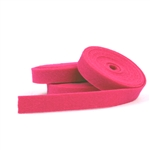 Light Raspberry Wool Felt Ribbon