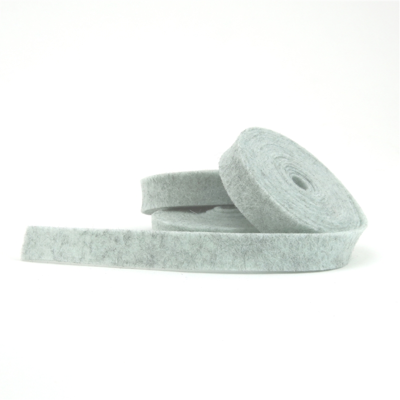 Mint N' Chip Wool Felt Ribbon