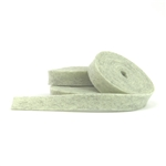 Pistachio Wool Felt Ribbon